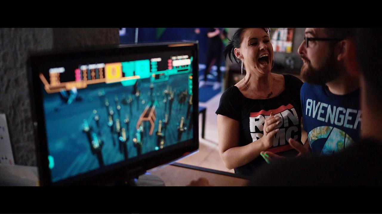 Filmproduktion Arcade VR Lounge Kassel