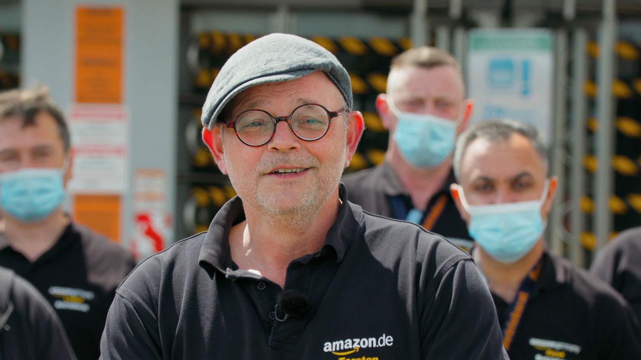 Filmproduktion Amazon Koblenz