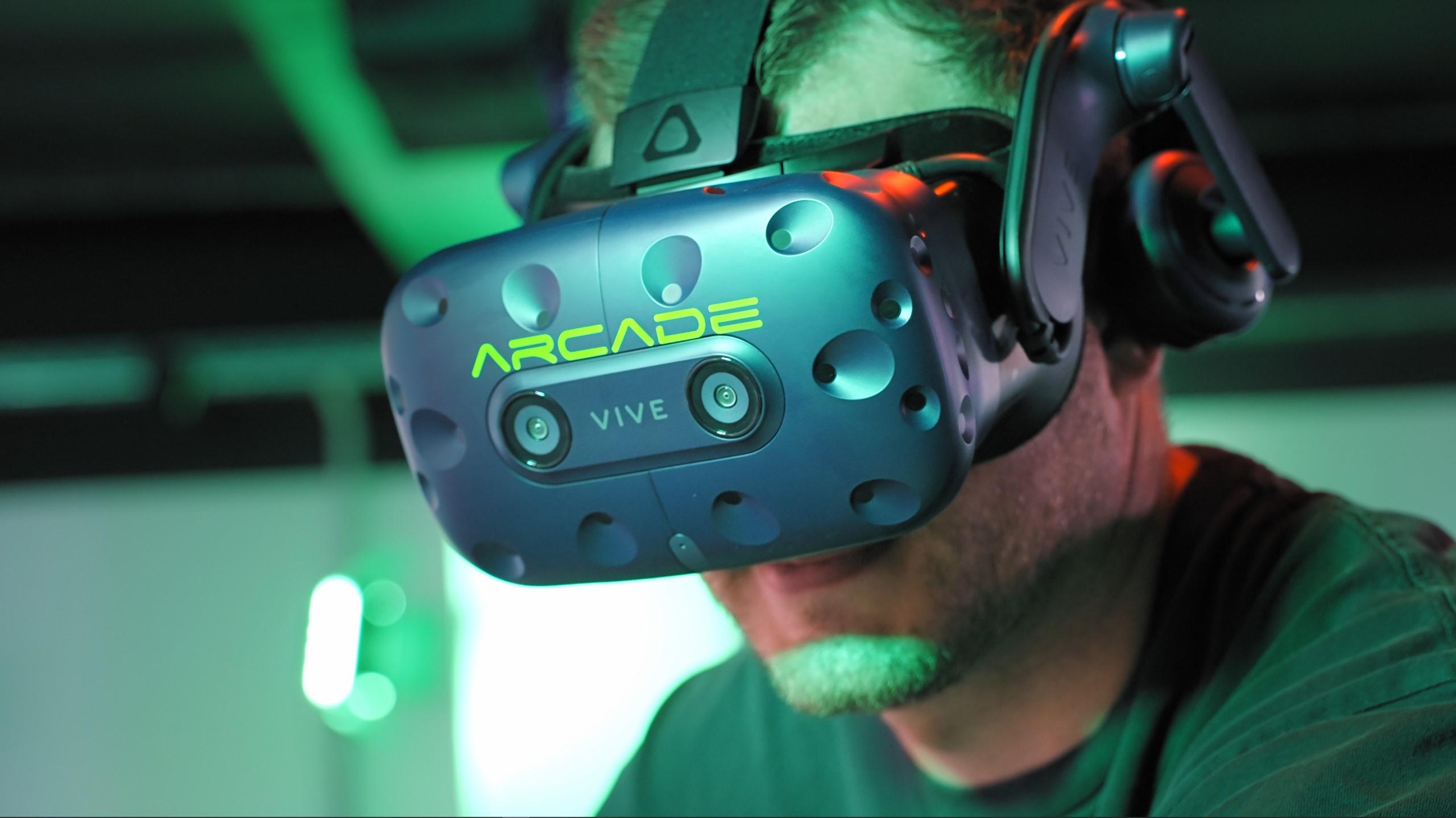 Filmproduktion Arcade VR Lounge Bochum